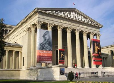 Szépművészeti Múzeum épülete