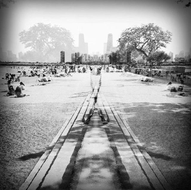 ifotography - North Ave. Beach-Chicago