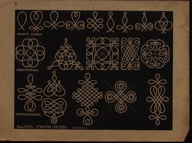549d77cb7b Magyar motívumok gyűjteménye