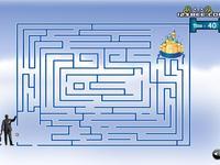 Labirintuska