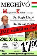 IMF nélkül az élet - Bogár László és Halász József beszélgetése
