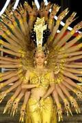 Az 1000 kéz tánca - Thousand-Hand Guan Yin