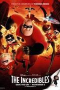 A hihetetlen család (The Incredibles) 2004.