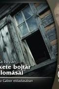 Sinka István - Fekete bojtár vallomásai