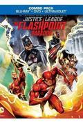 Igazság Ligája: A Villám-paradoxon (Justice League - The Flashpoint Paradox)