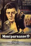A Montparnasse szerelmesei (Montparnasse 19)