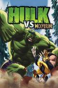 Hulk, farkas ellen (Hulk, vs. Wolverine)