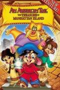 Egérmese 3 - A Manhattan sziget kincse (An American Tail III: The Treasure of Manhattan Island)