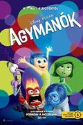 Agymanók (Inside Out) 2015.