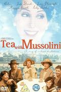 Tea Mussolinivel /Tea with Mussolini/