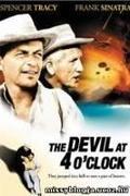 Találkozás az ördöggel (The Devil at Four O'Clock)