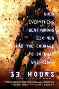 13 óra: Bengázi titkos katonái /13 Hours: The Secret Soldiers of Benghazi/
