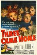Borneo foglyai /Three Came Home/