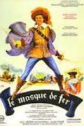 A vasálarcos /Le Masque de fer/ 1962.