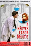 A négyes labor őrültje /Fou du labo IV/