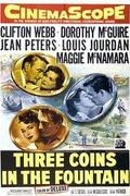 Három pénzdarab a szökőkútban (1954) Three Coins in the Fountain)
