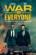 Háború mindenki ellen (War on Everyone) 2016.