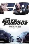 Halálos iramban 8 (The Fate of the Furious) 2017.