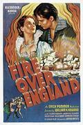 Tűz Anglia felett (Fire Over England) 1937.