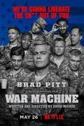 Háborús gépezet /Hadigép/ (War Machine) 2017.