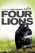 Négy oroszlán (Four Lions) 2010.