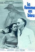 A kékruhás nő (La femme en bleu)