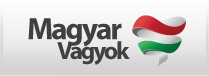 Magyarvagyok logo